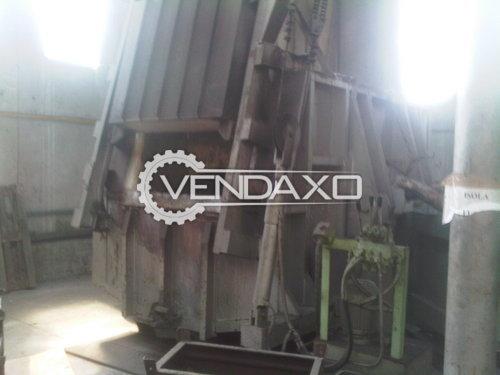 Civardi Pressure Die Casting Machines (PDC) - 6000 KG