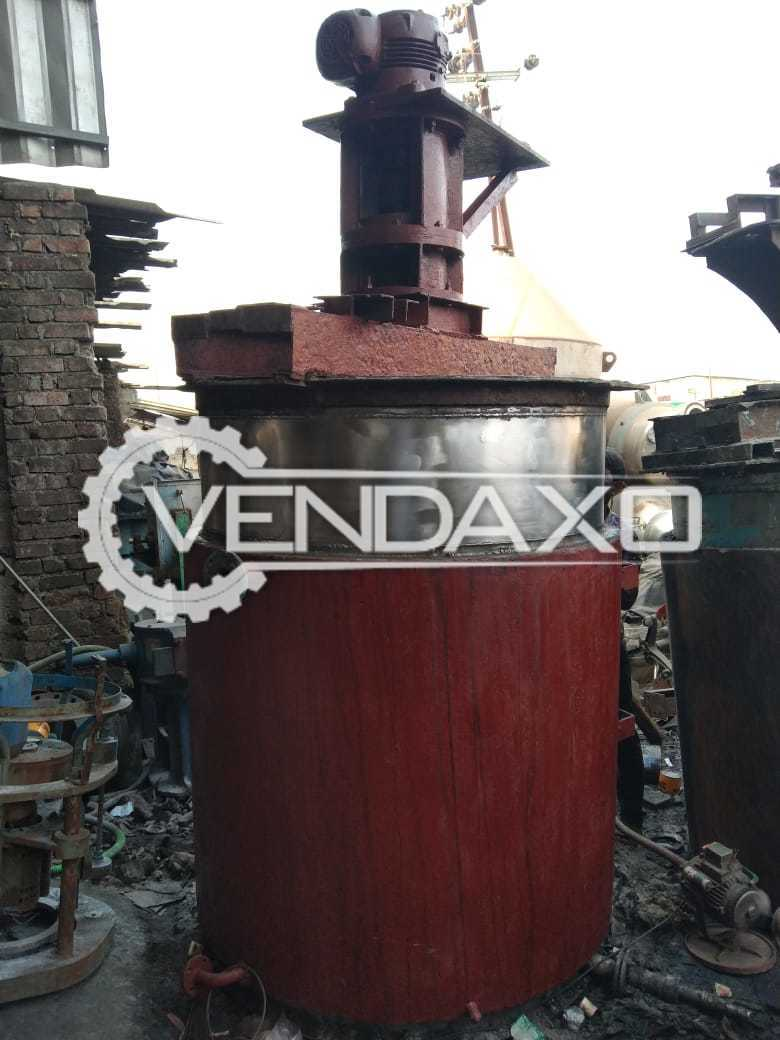 SS 316 Mixing Vessel - 2.5 KL