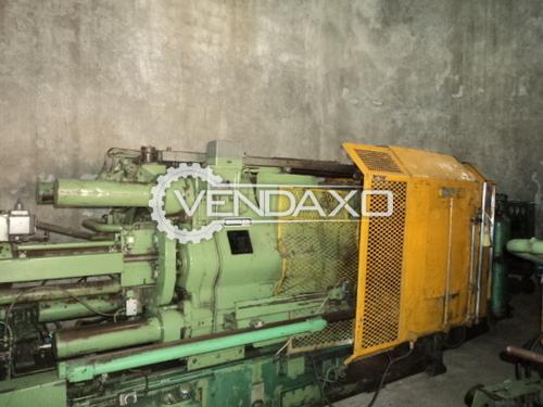 Buhler H 250 D2P Pressure Die Casting Machines (PDC)