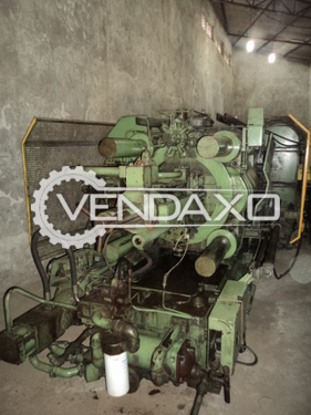 Buhler H 400 D2 Pressure Die Casting Machines (PDC)