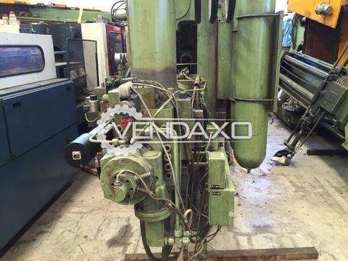BUHLER H630B Pressure Die Casting Machines (PDC)