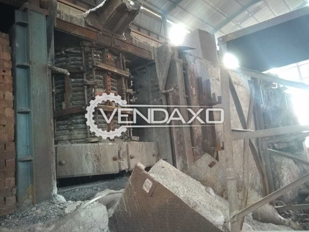 Inductotherm Induction Furnace - 8 MT, 2016 Model