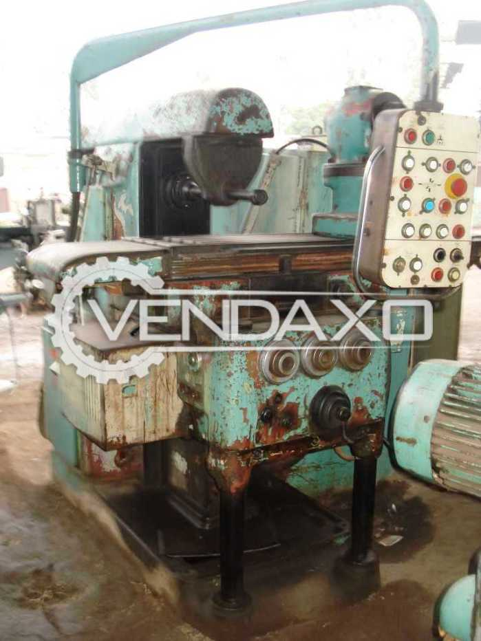 TOS-CZECH FA 4H Universal Milling Machine - Table Size - 315 X 1600 mm