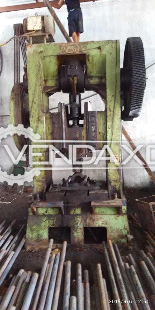 Ravi Make Power Press Machine - 350 Ton