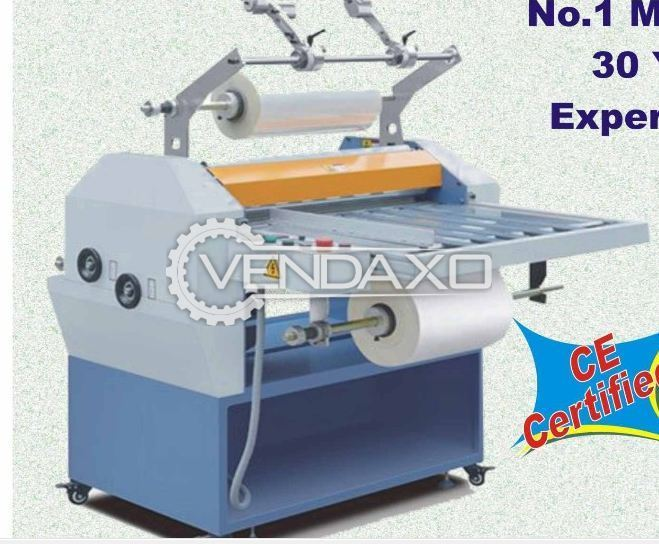 Available For Sale K-720B Thermal Laminator Machine - 28 Inch