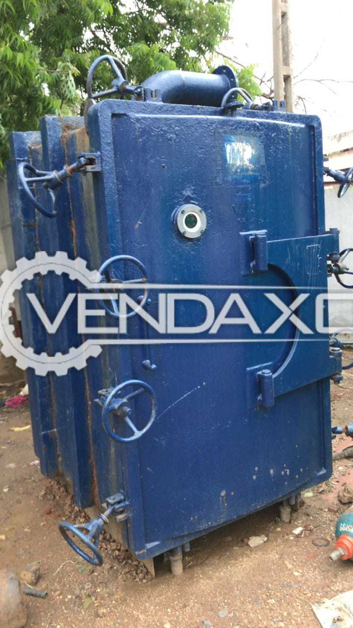 Vacuum Tray Dryer (VTD) - 48 Tray