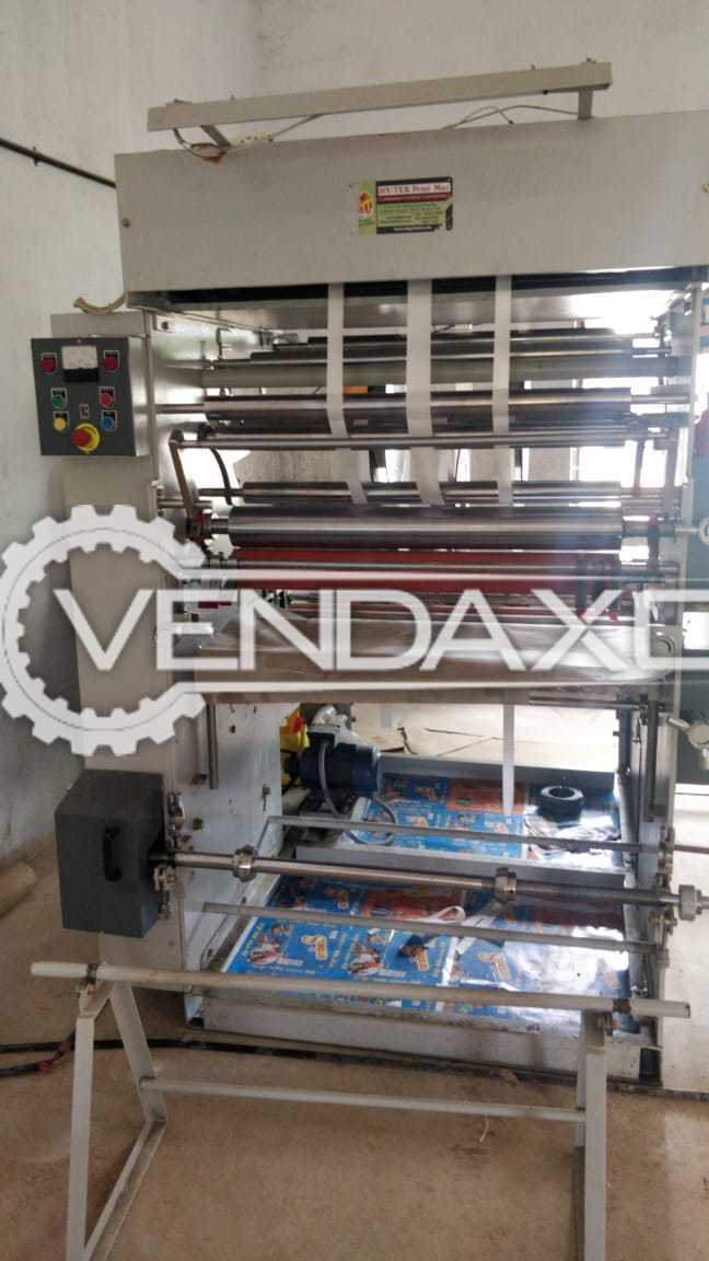 Hi Tech Lamination Machine - Size - 36 Inch