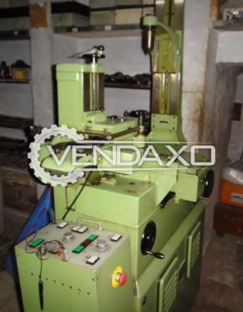 Maag PH 60 Gear Testing Machine - Gear Diameter - 600 mm