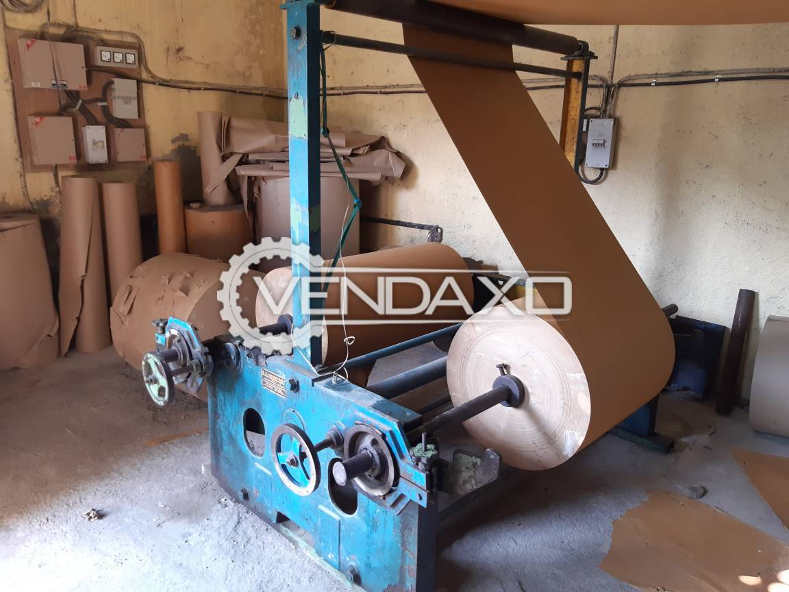 Available For Sale Corrugated Box Manufacturer Machinery Plant