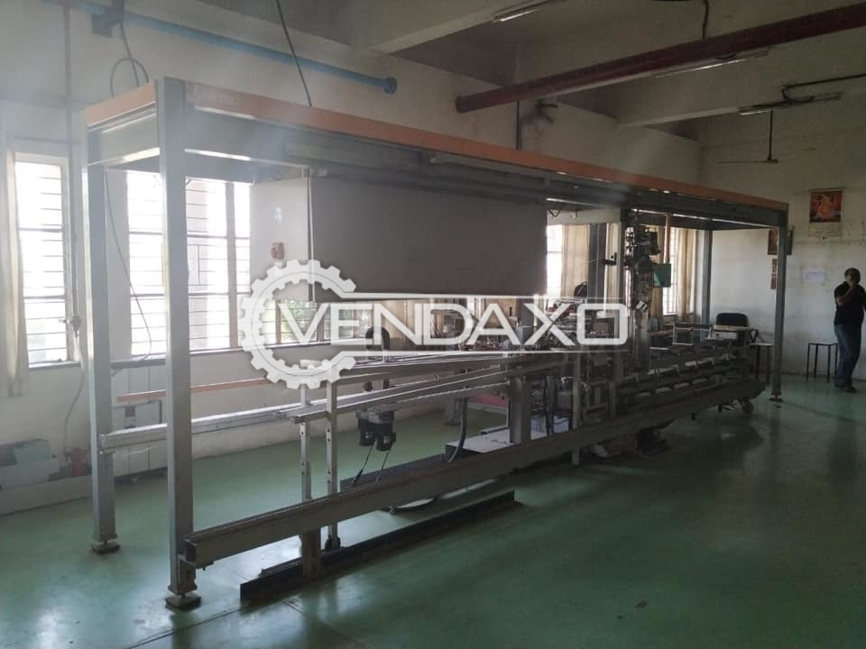 2 Set OF Staubli Delta-110 Textile Drawing Machine - Width - 2200 mm