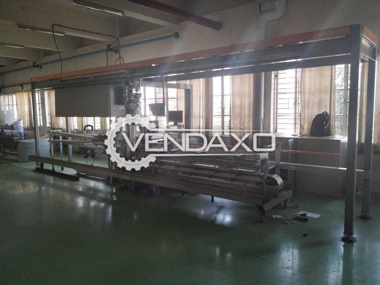 Staubli Delta-200 Textile Drawing Machine - Width - 2200 mm