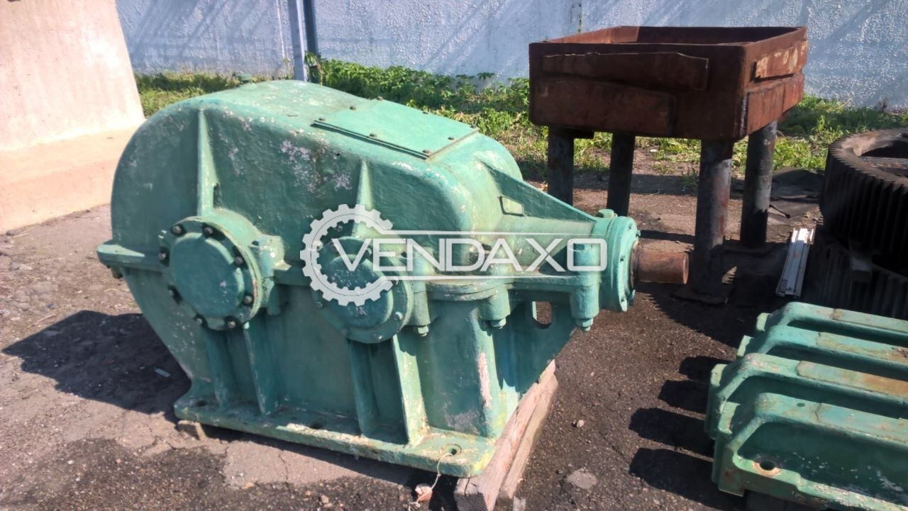 Bilshovik Make Rubber Mixing Mill & Parts - Length - 2100 mm