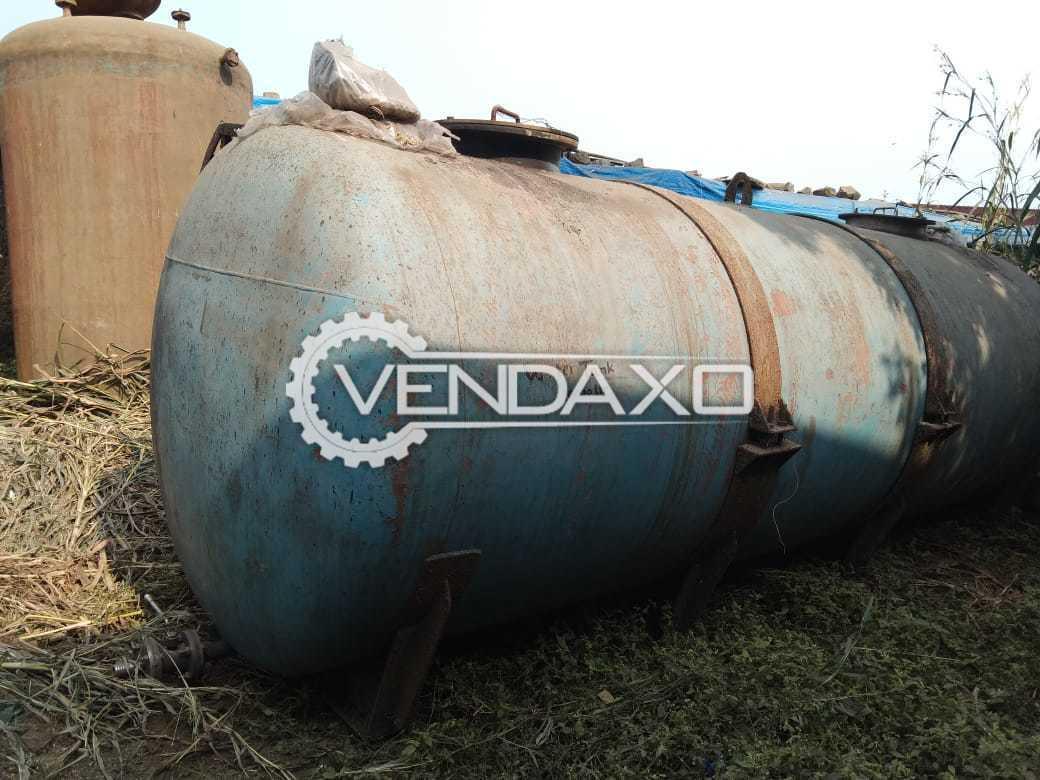 SS Water Storage Tank - 10000 Liter or 10 KL