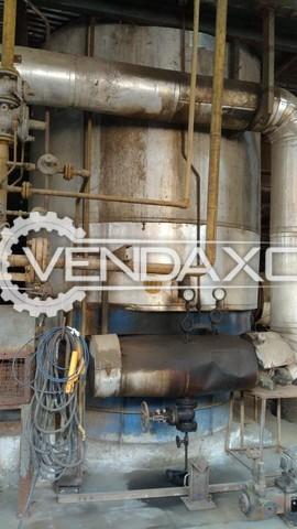 Available For Sale Thermopac Thermix Fluid Heater & IAEC Steam Boiler