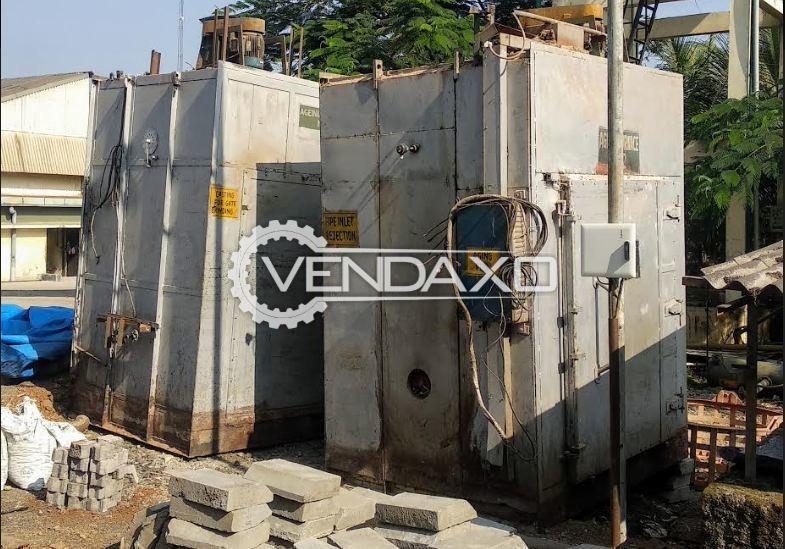 Pioneer PAO 140/160/140 Aluminium Aging Furnace - 45 KW