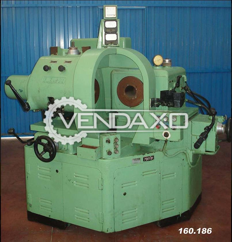 Gleason 17 Universal Lapper & Tester Machine - Max. Wheel Diameter : 508 mm
