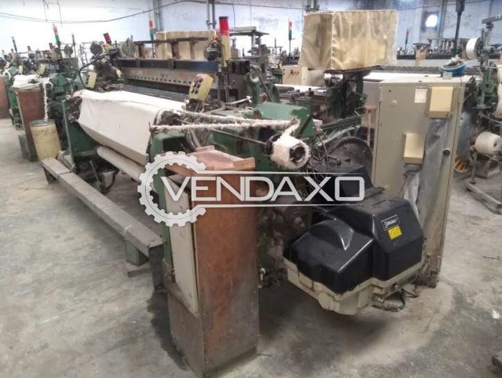 24 Set OF Picanol Sumo Gamma Loom Machine - Width - 190 CM