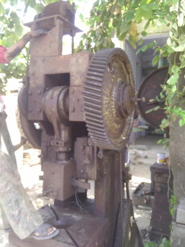Power press 50 ton 1