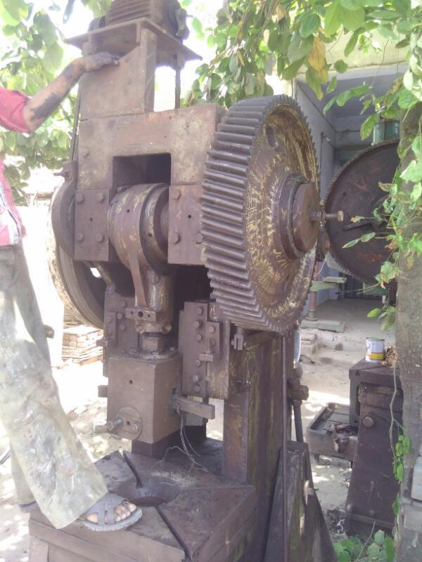 Power press 50 ton 2