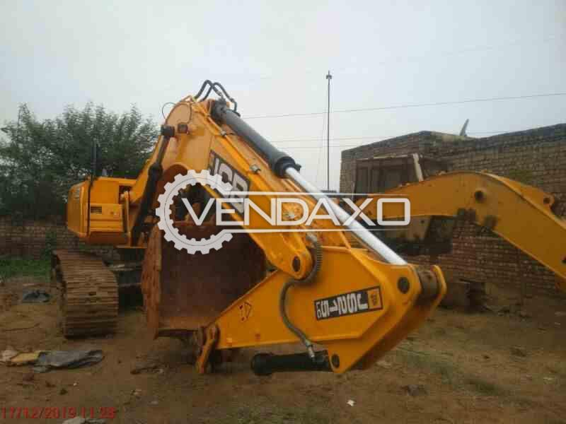 JCB JS-215LC Excavators - 140 HP