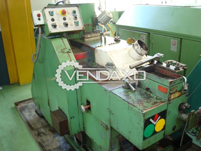 National M-561 Bolt Making Machine - 8 to 10 mm