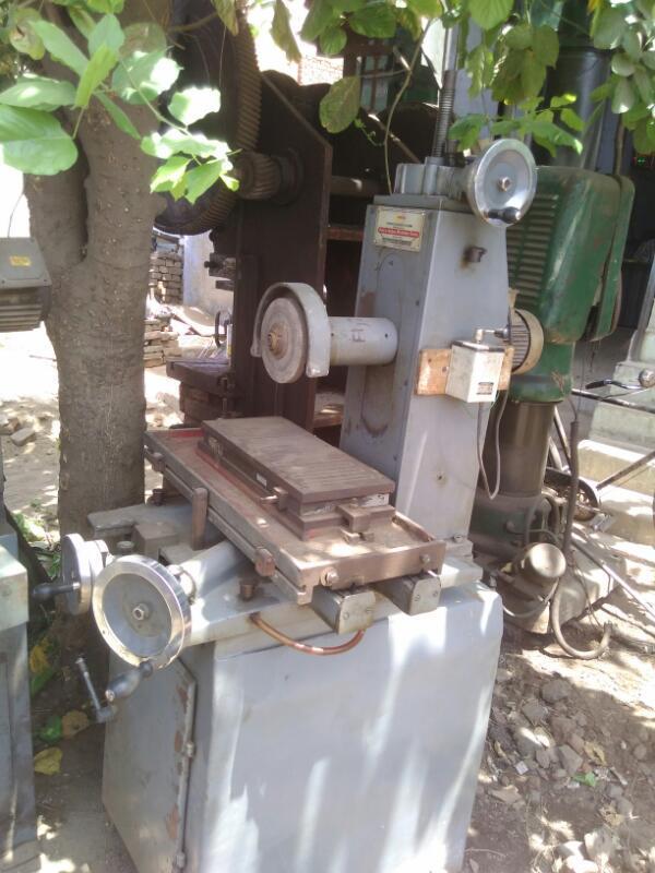 Surface grinder 3