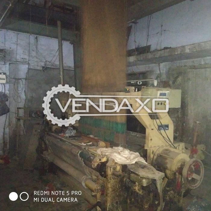 Shaoxing Trofine GA758 Weaving Loom Machine - Width - 180 to 360 CM