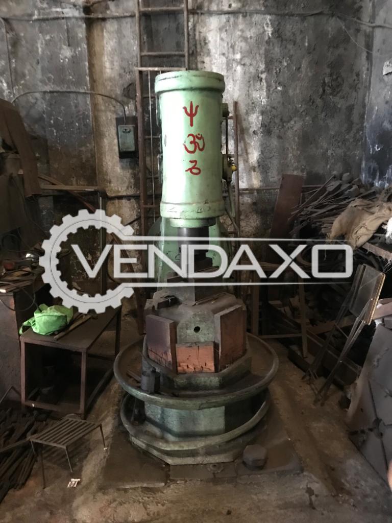Indian Make Pneumatic Forging Hammer - 60 Kg