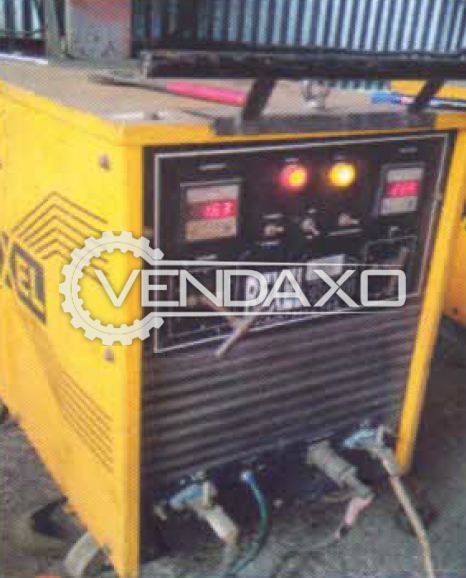 6 Set OF Rexel MIG400 Welding Machine - 400 AMPS, 2013 Model