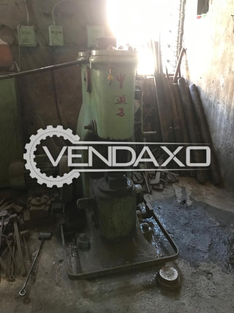 Indian Make Pneumatic Forging Hammer - 25 Kg