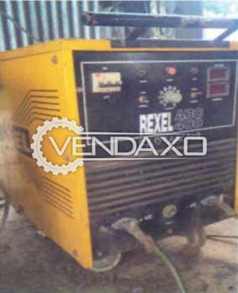 6 Set OF Rexel ARC 400 ARC Welding Machine - 400 AMPS, 2012 Model