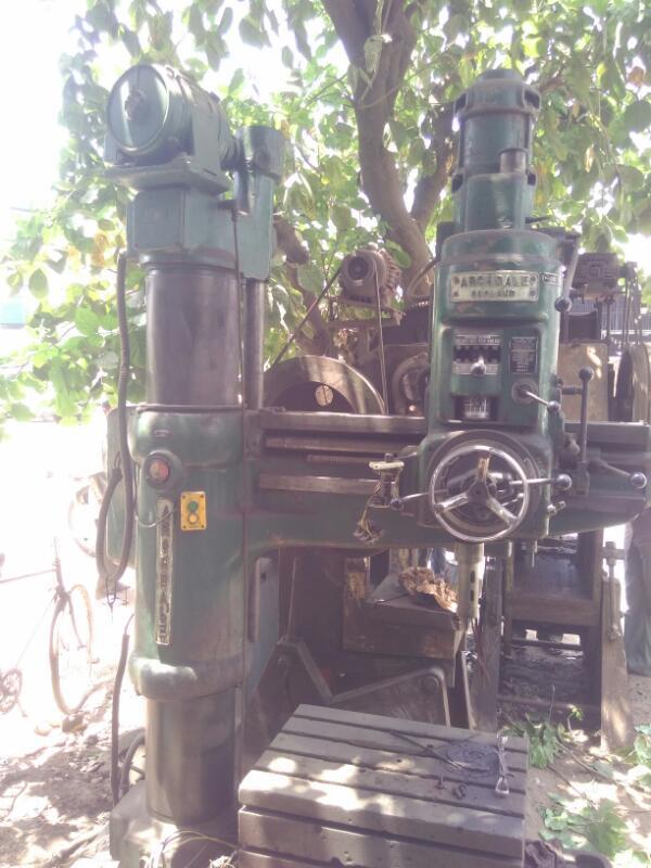 Radial drill 38 mm 3