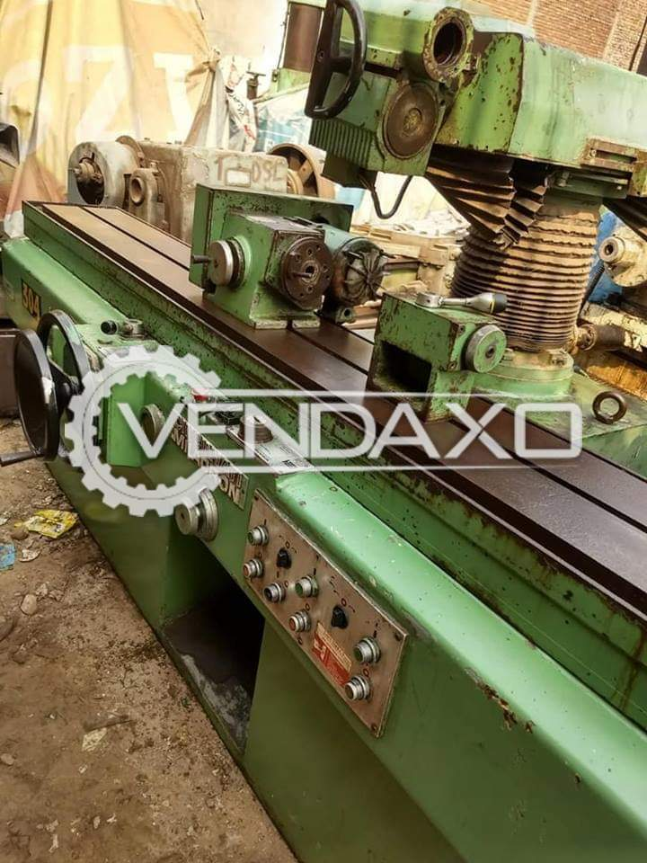 Cincinnati Milacron Make Broach Sharpening Machine - Size : 2000 mm