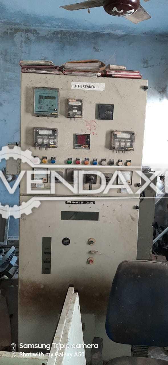 AMES Make Transformer - 2000 Kva, 2015 Model