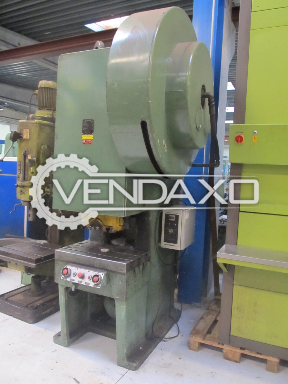 Indian Make Press Machine - 50 Ton