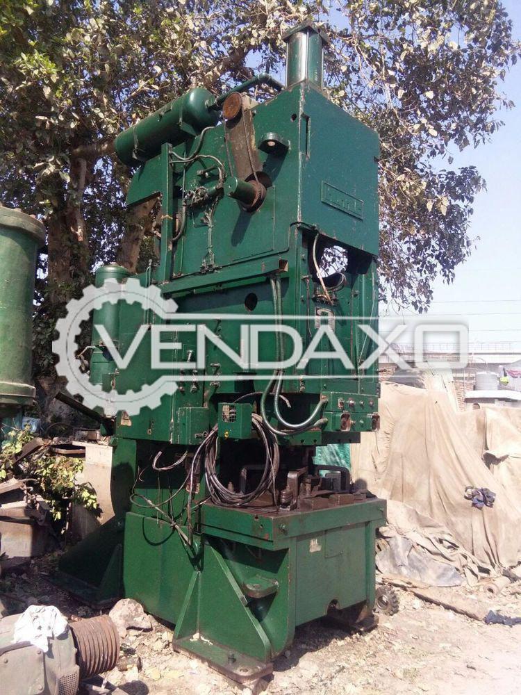 HMT Make Pneumatic Press Machine - 500 Ton