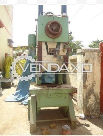 Colombo Pneumatic Power Press - 120 Ton