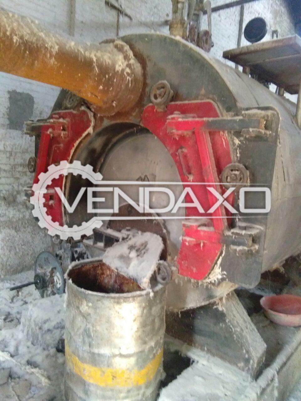 Alankar Steam Boiler - 800 Kg/Hr
