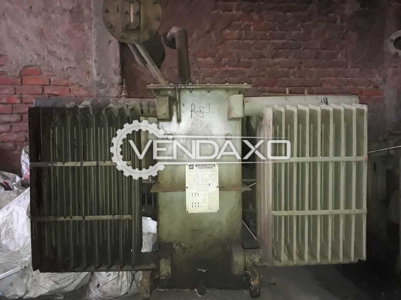 MPT Make Transformer - 420 Kva