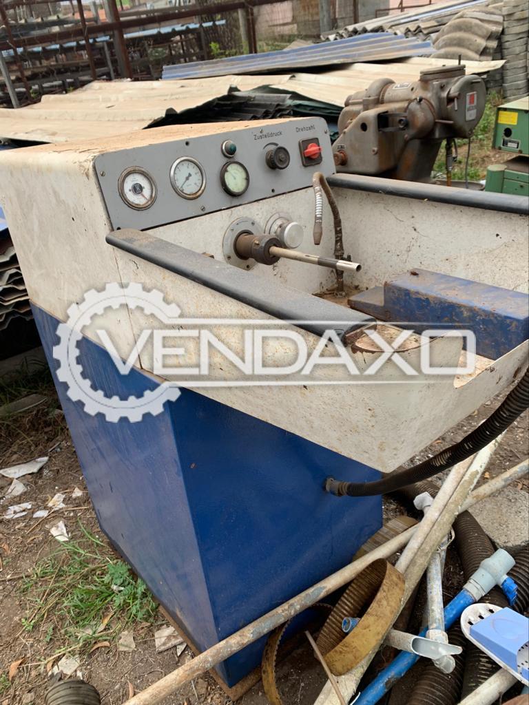Kadia Make Imported Honning Machine - Capacity : 80 mm