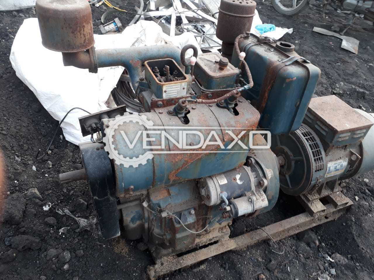 Kirloskar Diesel Generator - 10 Kva