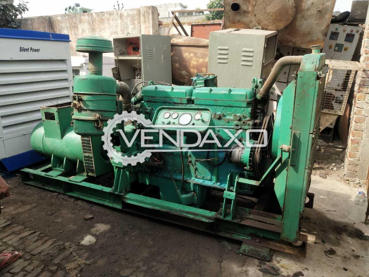 Crompton Greaves Diesel Generator Engine - 125 Kva
