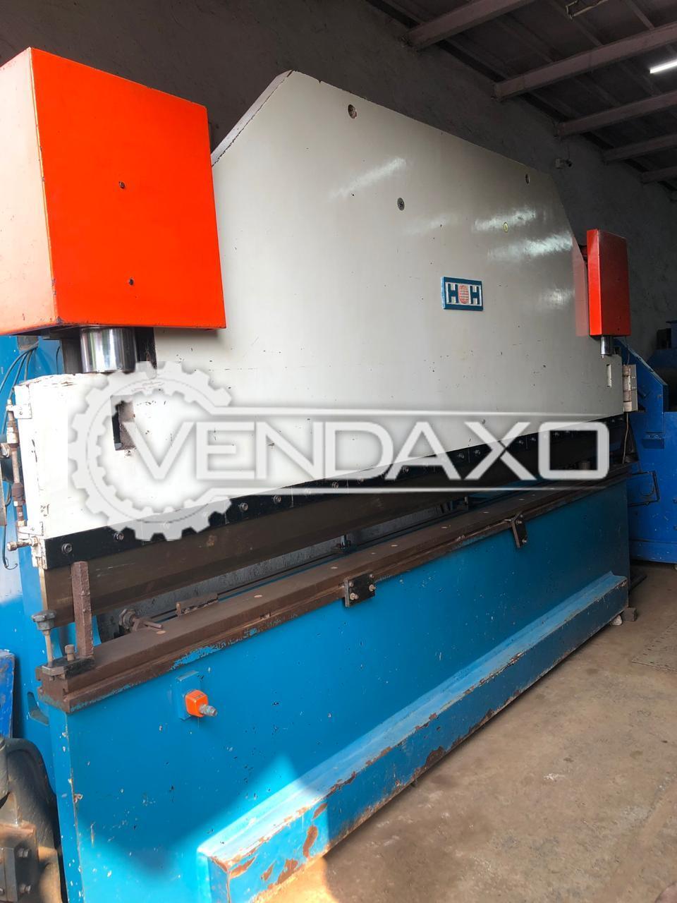 Hindustan Hydraulic Press Brake Machine - Bending Length : 4300 mm