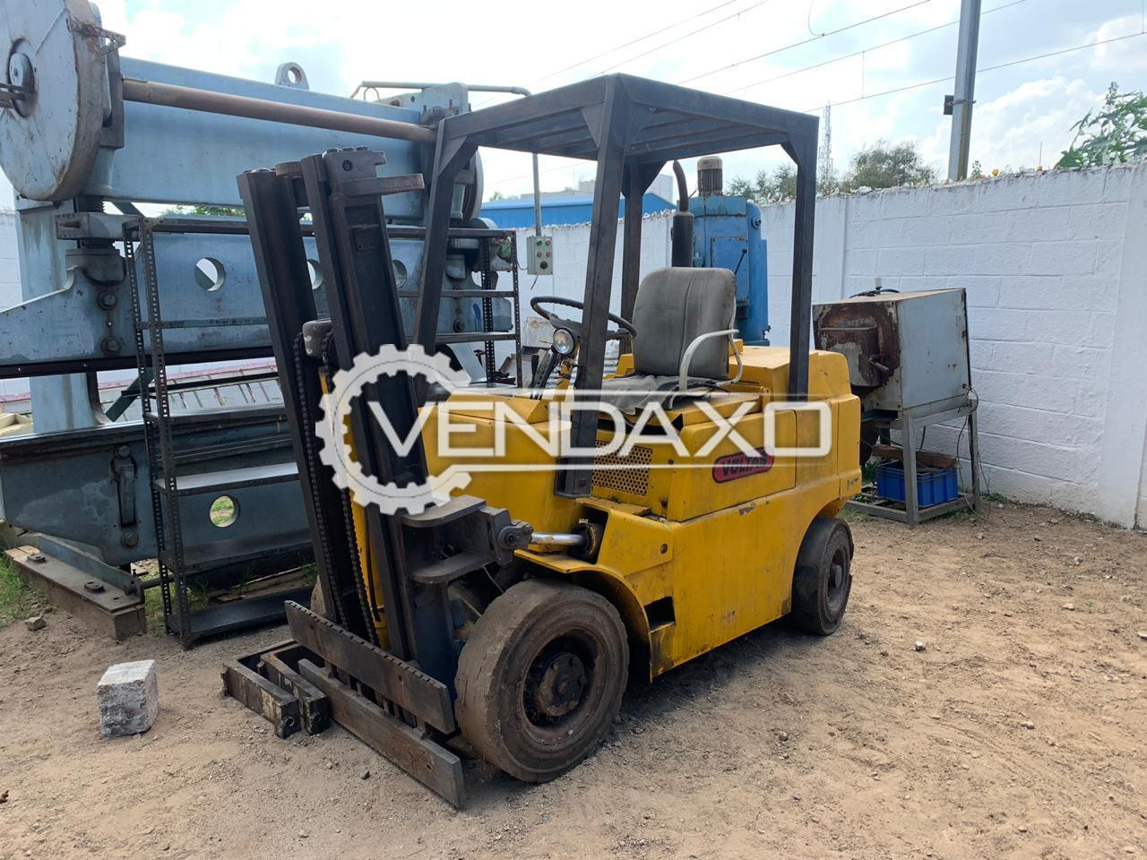 Available For Sale Voltas Make Forklift