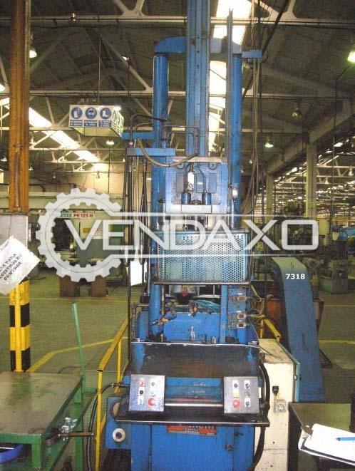 Varinelli Make Broaching Machine - Capacity : 1600mm x 25 Ton