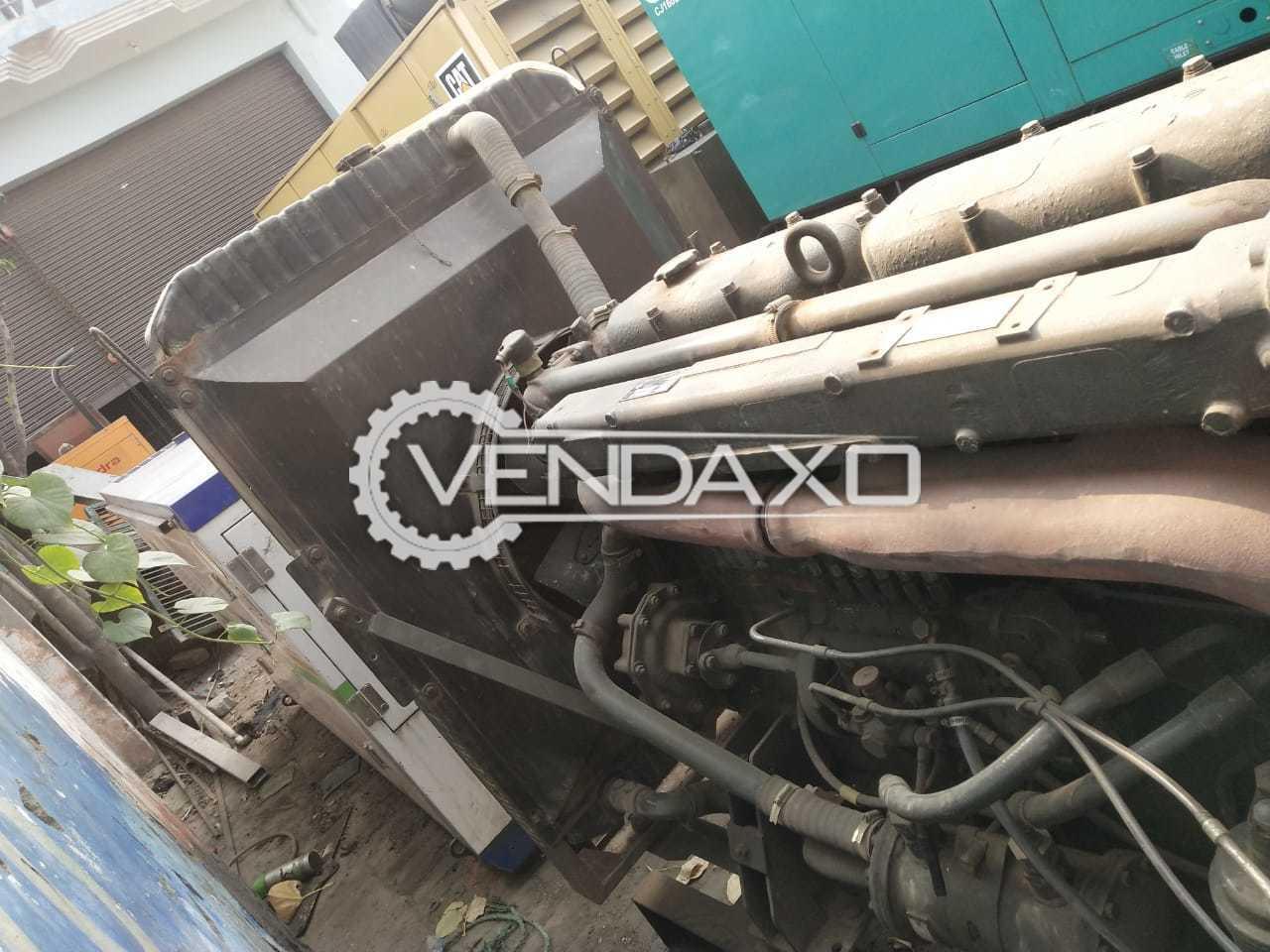 Ashok Leyland Diesel Generator Engine - 125 Kva