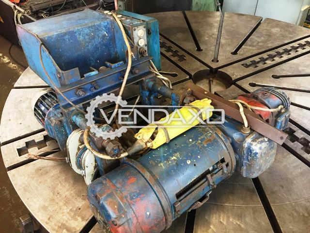 Demag Make Hoist - 1 Ton