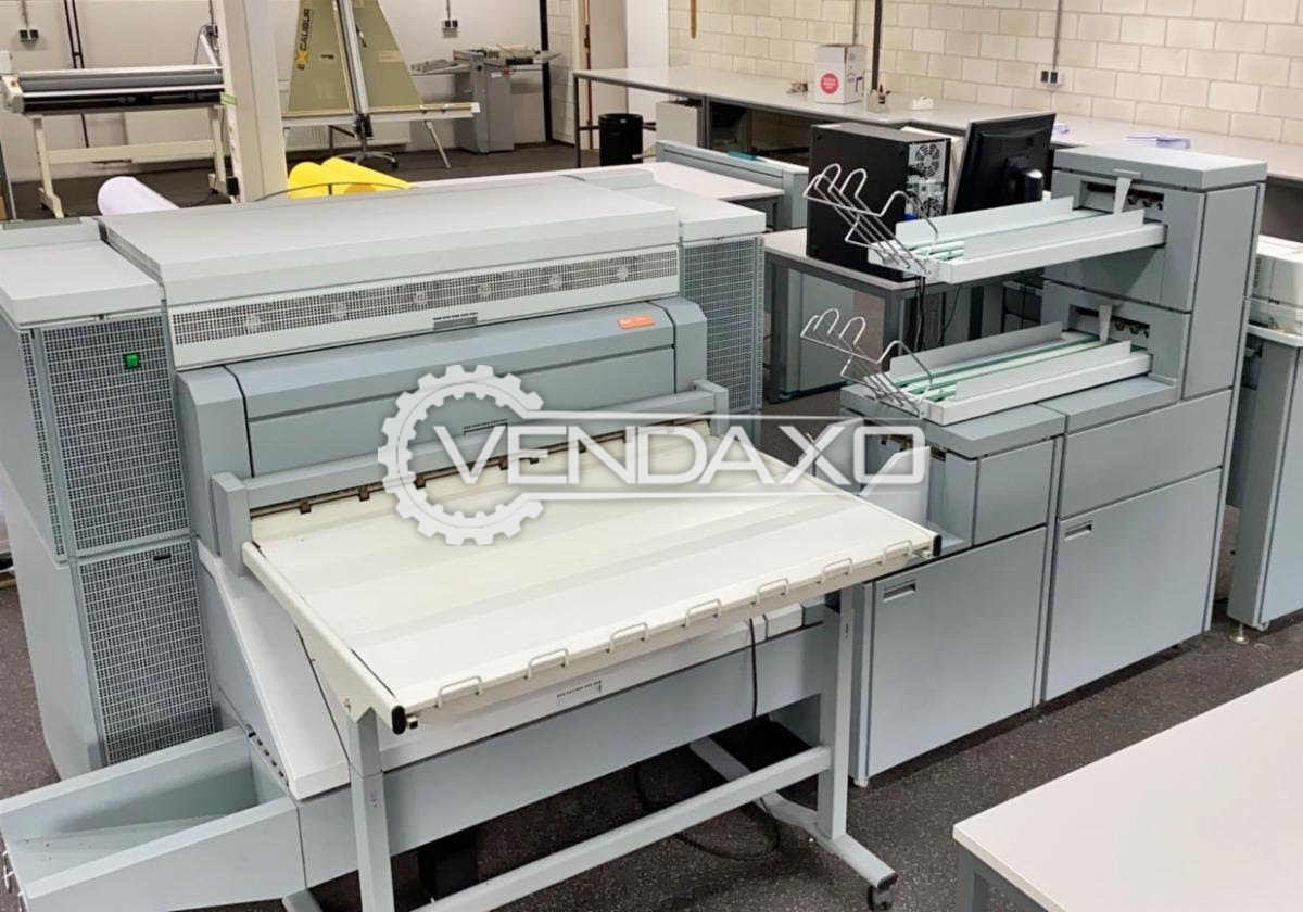 OCE TDS 800 Pro Series Digital Printing Press - 914 x 2500 mm