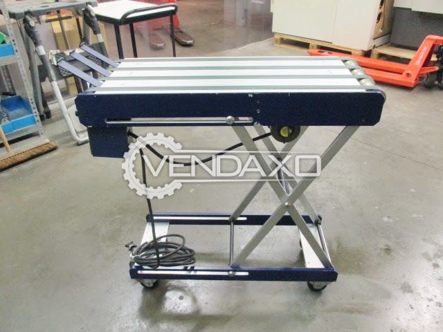 Wahli UV 537 Conveyor Belt -  35 x 90 CM, 1996 Model