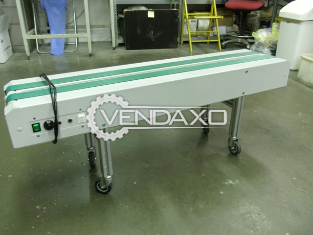 Avaialble For Sale Stielow Conveyor Belt  - 30 x 130 CM